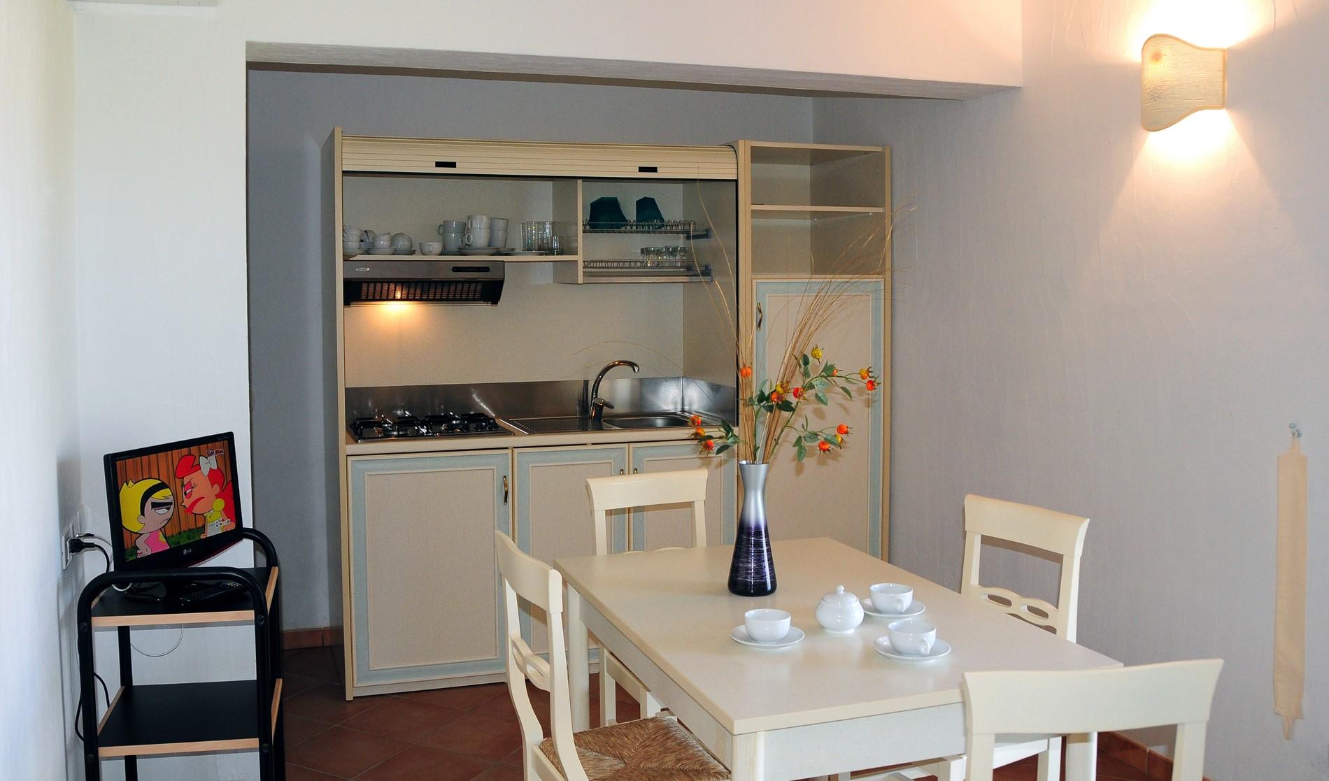 Appartamento bilocale per 3 persone